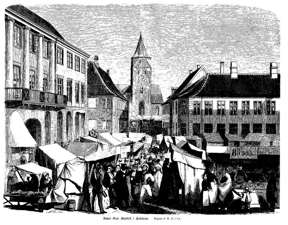Illustreret Tidende 1860-erne