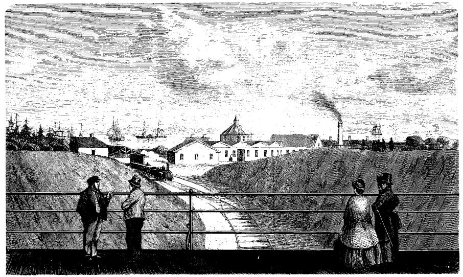 Jernbaner 1863