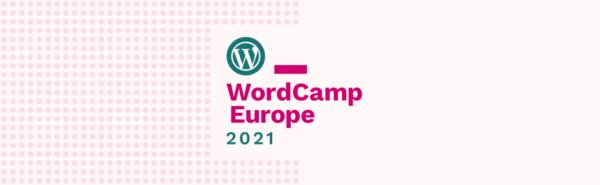 Logo: WordCamp Europe 2021