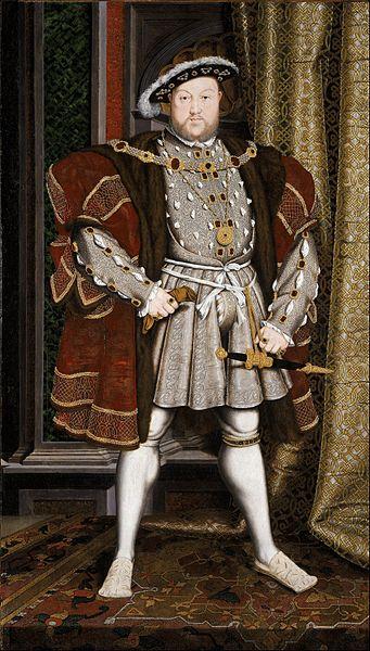 Henry VIII and SQL