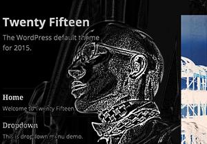 Twenty Fifteen Child Theme