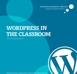 Cover: WordPress in the Classroom